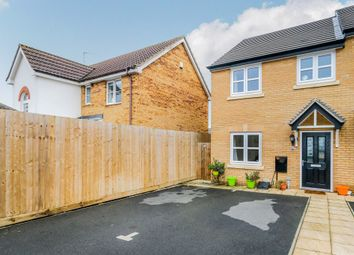 Thumbnail 3 bedroom end terrace house for sale in Gardenfield, Higham Ferrers, Rushden