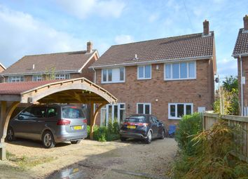 Thumbnail 4 bed detached house to rent in Tadley Hill, Tadley