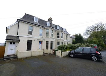 Thumbnail 2 bed flat to rent in Hartley Avenue, Mannamead, Plymouth