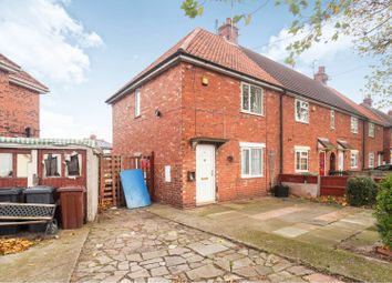 Thumbnail 2 bed end terrace house for sale in Westwick Drive, Lincoln