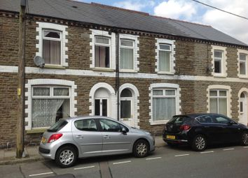 Thumbnail 2 bed property to rent in Windsor Street, Caerphilly