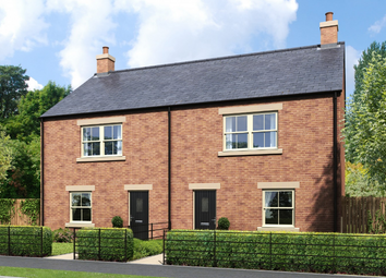 Thumbnail 3 bed semi-detached house for sale in Haughton Place, Hexham