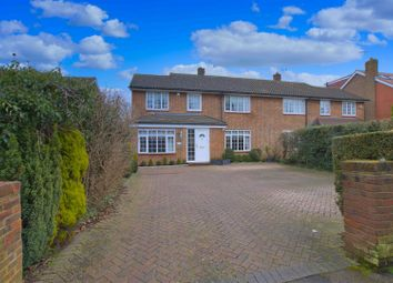 Thumbnail 4 bed semi-detached house for sale in Theobald Street, Borehamwood