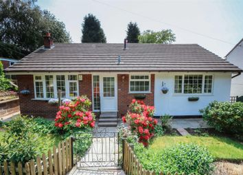 Thumbnail 2 bed detached bungalow for sale in Church Lane, Hanford, Stoke-On-Trent