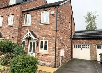 Thumbnail 2 bed end terrace house for sale in Maple Leaf Gardens, Worksop, Nottinghamshire