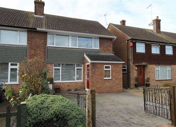 Thumbnail 3 bed semi-detached house for sale in Glebe Close, Pitstone, Leighton Buzzard