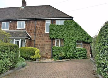 Thumbnail Semi-detached house for sale in Evenden Road, Meopham, Gravesend