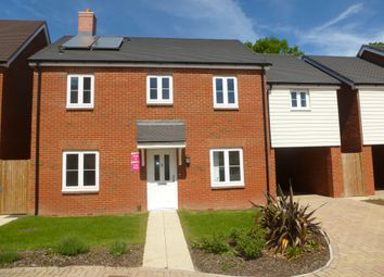 Thumbnail 4 bedroom detached house for sale in Oak View, Shadoxhurst, Ashford