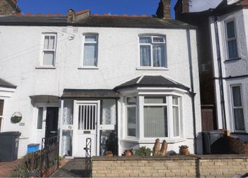 Thumbnail 3 bed end terrace house for sale in Biddulph Road, South Croydon