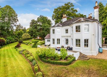 Thumbnail 5 bedroom detached house for sale in Hook Heath, Surrey