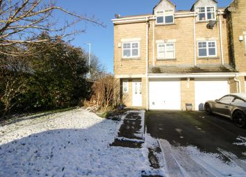 Thumbnail 4 bed town house for sale in Musbury Mews, Haslingden, Rossendale