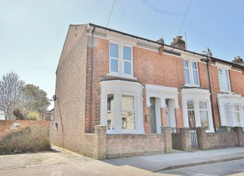 Thumbnail 3 bedroom terraced house for sale in Dudley Road, Portsmouth