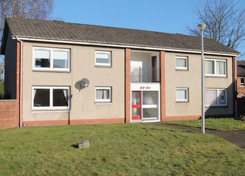 Thumbnail 1 bedroom flat for sale in Laighmuir Street, Uddingston, Glasgow