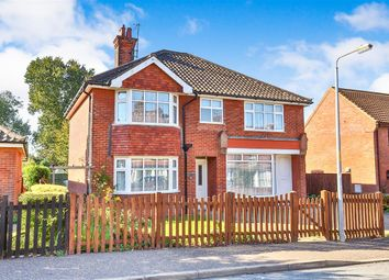 Thumbnail 4 bed detached house for sale in Mill Road, Cromer