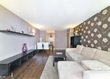 Thumbnail 1 bed flat to rent in Elektron Tower, 12 Blackwall Way, Canary Wharf, London