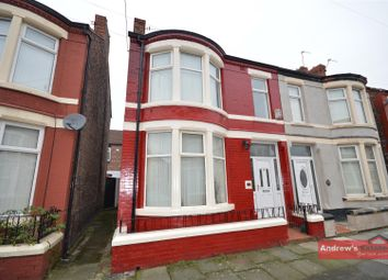 Thumbnail 3 bedroom property to rent in Barrington Road, Wallasey