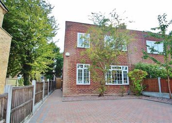 Thumbnail 3 bed semi-detached house for sale in Westbury Lane, Buckhurst Hill, Essex