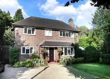 Thumbnail 3 bed detached house for sale in Parkway, Camberley, Surrey
