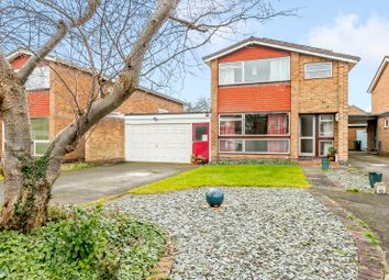 Thumbnail 5 bed detached house for sale in Manor Close, Costock, Loughborough