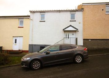 Thumbnail 3 bedroom terraced house for sale in Golf Drive, Port Glasgow