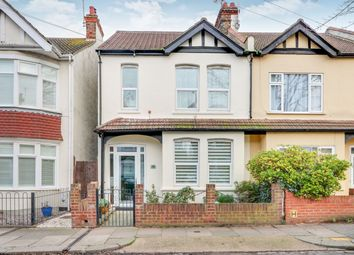 Thumbnail 3 bed end terrace house for sale in Cliffsea Grove, Leigh-On-Sea