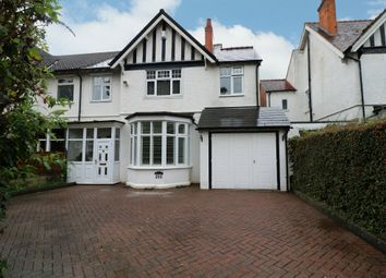 5 bed semi-detached house for sale in Blossomfield Road, Solihull B91