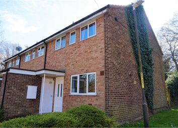 Thumbnail 3 bed end terrace house for sale in Porchester Close, Longfield