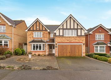4 bed detached house for sale in Hawthorn Road, Tolleshunt Knights, Maldon CM9
