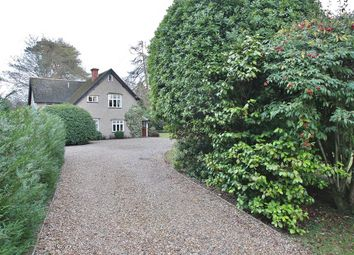Thumbnail 4 bed detached house for sale in Cold Ash Hill, Cold Ash, Thatcham