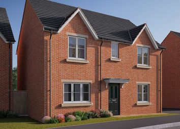 "Thumbnail 4 bed detached house for sale in ""The Leverton"" at Cobblers Lane, Pontefract"