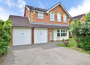 Thumbnail 5 bedroom detached house to rent in Farrers Walk, Kingsnorth, Ashford