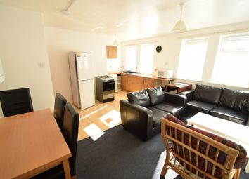 Thumbnail 4 bed flat to rent in Stratford Road, Heaton