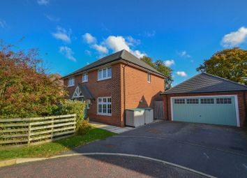 4 bed detached house for sale in Auburn Avenue, Longton, Preston PR4