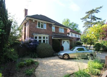 Thumbnail 4 bed detached house for sale in Peppard Road, Caversham, Reading