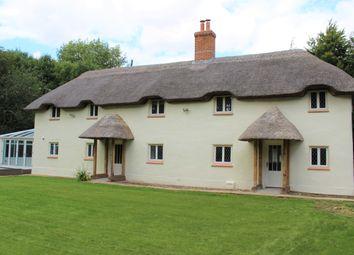 Thumbnail 5 bed detached house to rent in Little Somborne, Stockbridge