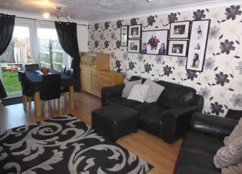 Thumbnail 2 bedroom end terrace house for sale in Arnhem Drive, New Addington, Croydon