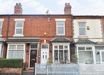 Thumbnail 2 bed terraced house for sale in Victoria Road, Stirchley, Birmingham