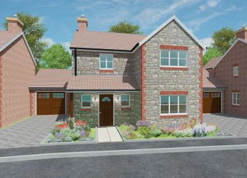 Thumbnail 3 bed detached house for sale in Tadley Meadow Critch Hill, Frome