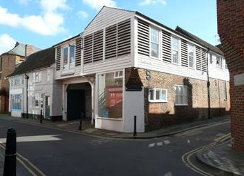 Thumbnail Serviced office to let in The Old Brewery Business Centre, 75 Stour Street, Canterbury, Kent