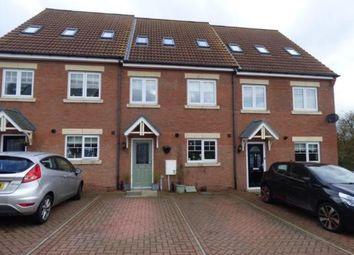Thumbnail 3 bed town house for sale in Howard Close, West Cornforth, Ferryhill, Durham