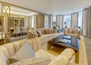 Thumbnail 4 bed flat for sale in Park Road, St Johns Wood, London