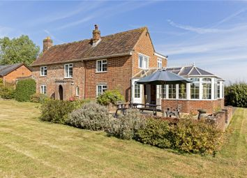 Thumbnail 5 bed detached house for sale in Church Road, Newtown, Hampshire