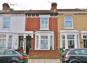 Thumbnail 3 bed terraced house for sale in Harcourt Road, Portsmouth