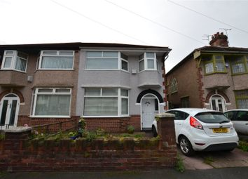 Thumbnail 3 bed semi-detached house for sale in Somerset Road, Brighton-Le-Sands, Liverpool