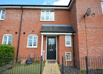 Thumbnail 2 bed terraced house for sale in Ullswater, Carlton Colville, Lowestoft