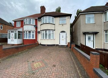 3 bed semi-detached house for sale in Beeches Road, Great Barr, Birmingham B42