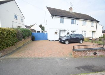 Thumbnail 3 bed semi-detached house to rent in Saltfield Crescent, Luton