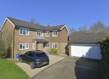 Thumbnail 5 bed detached house for sale in Pullman Lane, Godalming