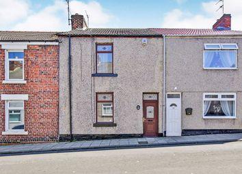 Thumbnail 2 bedroom terraced house for sale in Craddock Street, Spennymoor