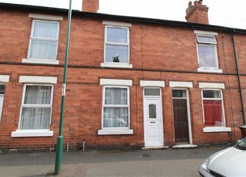 Thumbnail 2 bedroom terraced house for sale in Burnaby Street, Basford, Nottingham